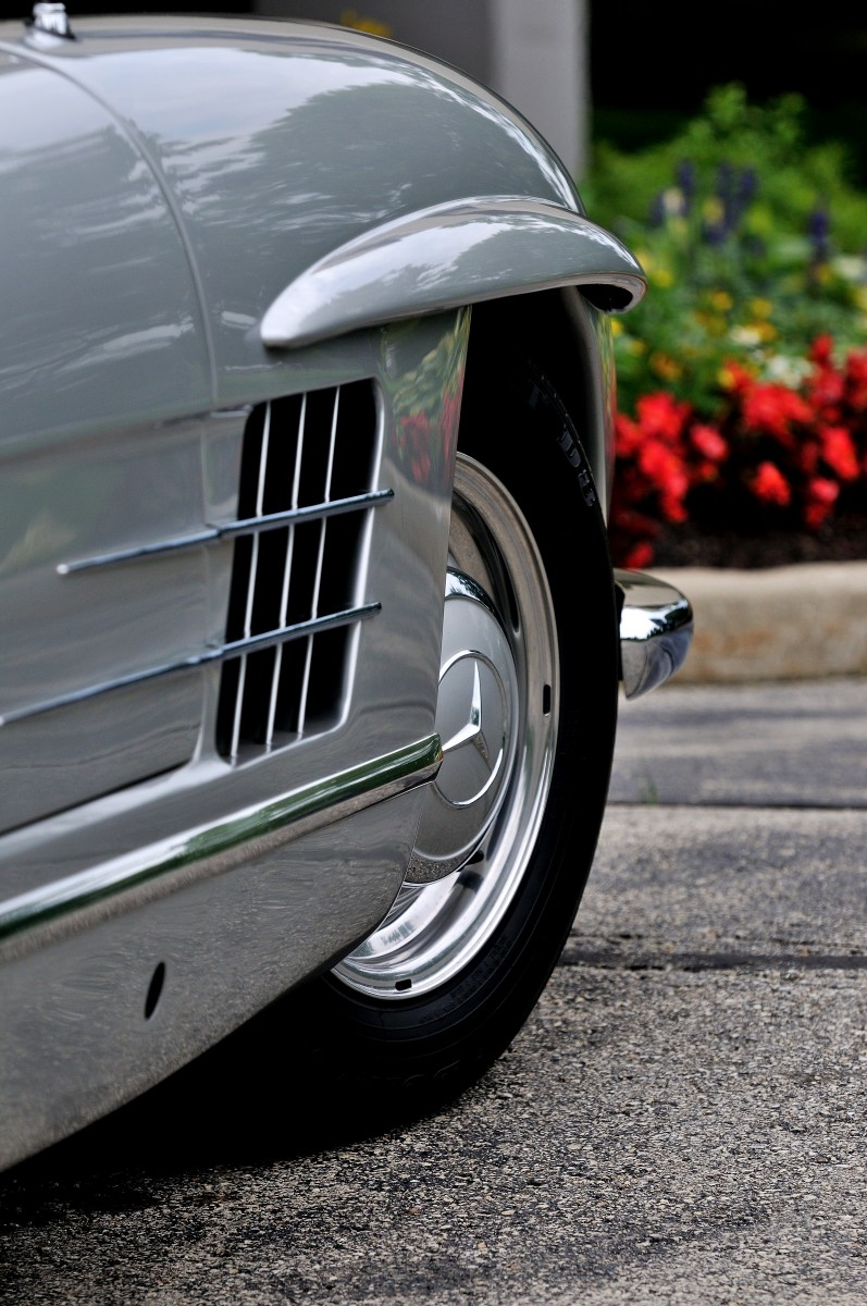 1963 Mercedes-Benz 300SL Roadster 49