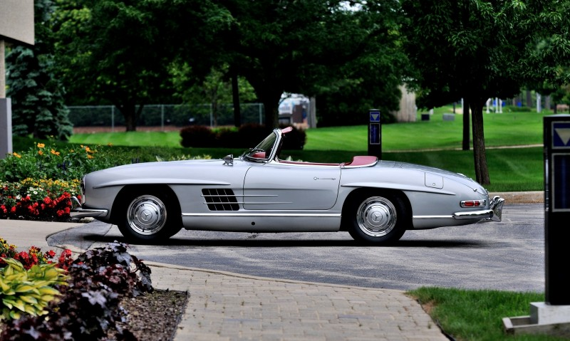 1963 Mercedes-Benz 300SL Roadster 54