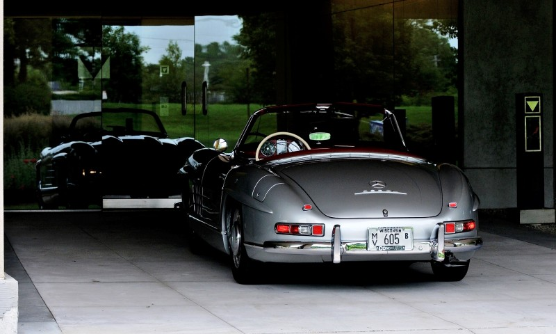 1963 Mercedes-Benz 300SL Roadster 56