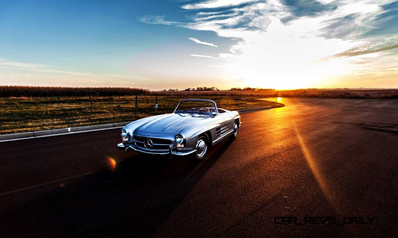 1963 Mercedes-Benz 300SL Roadster 60