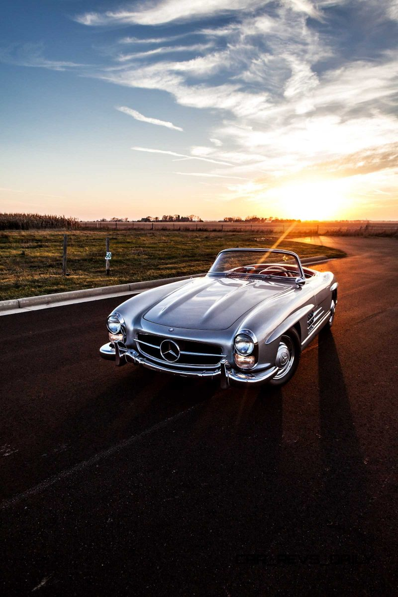 1963 Mercedes-Benz 300SL Roadster 62