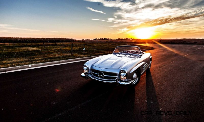 1963 Mercedes-Benz 300SL Roadster 63