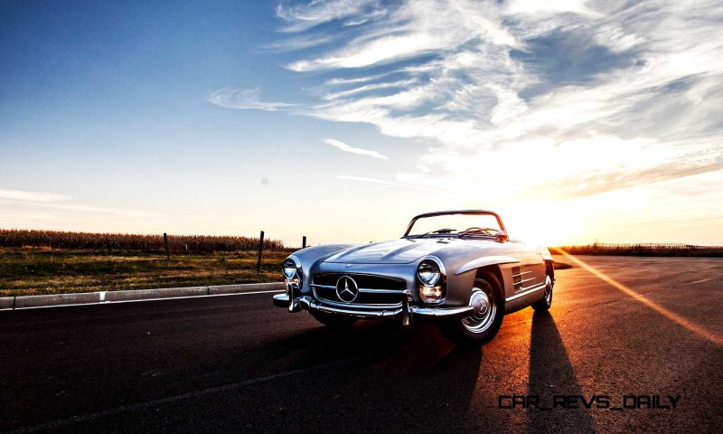 1963 Mercedes-Benz 300SL Roadster 64