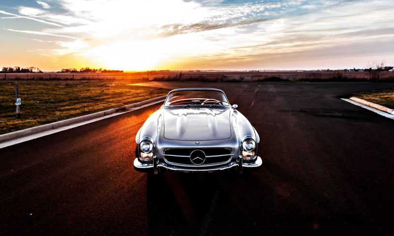 1963 Mercedes-Benz 300SL Roadster 65