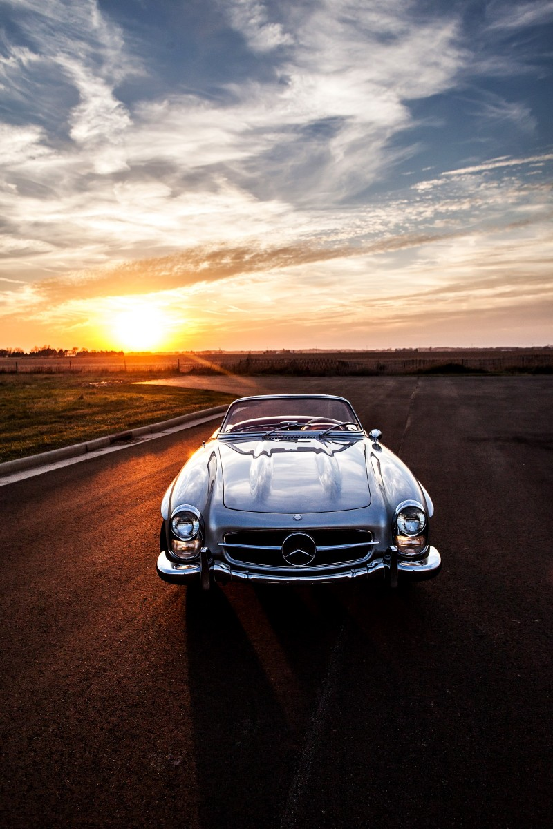 1963 Mercedes-Benz 300SL Roadster 66