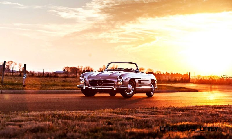 1963 Mercedes-Benz 300SL Roadster 67
