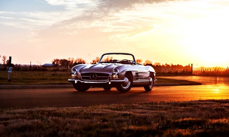 1963 Mercedes-Benz 300SL Roadster 68