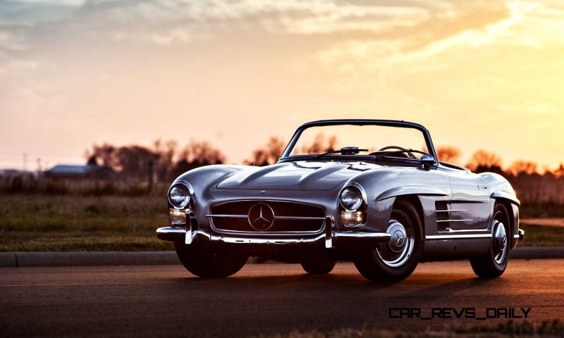 1963 Mercedes-Benz 300SL Roadster 69