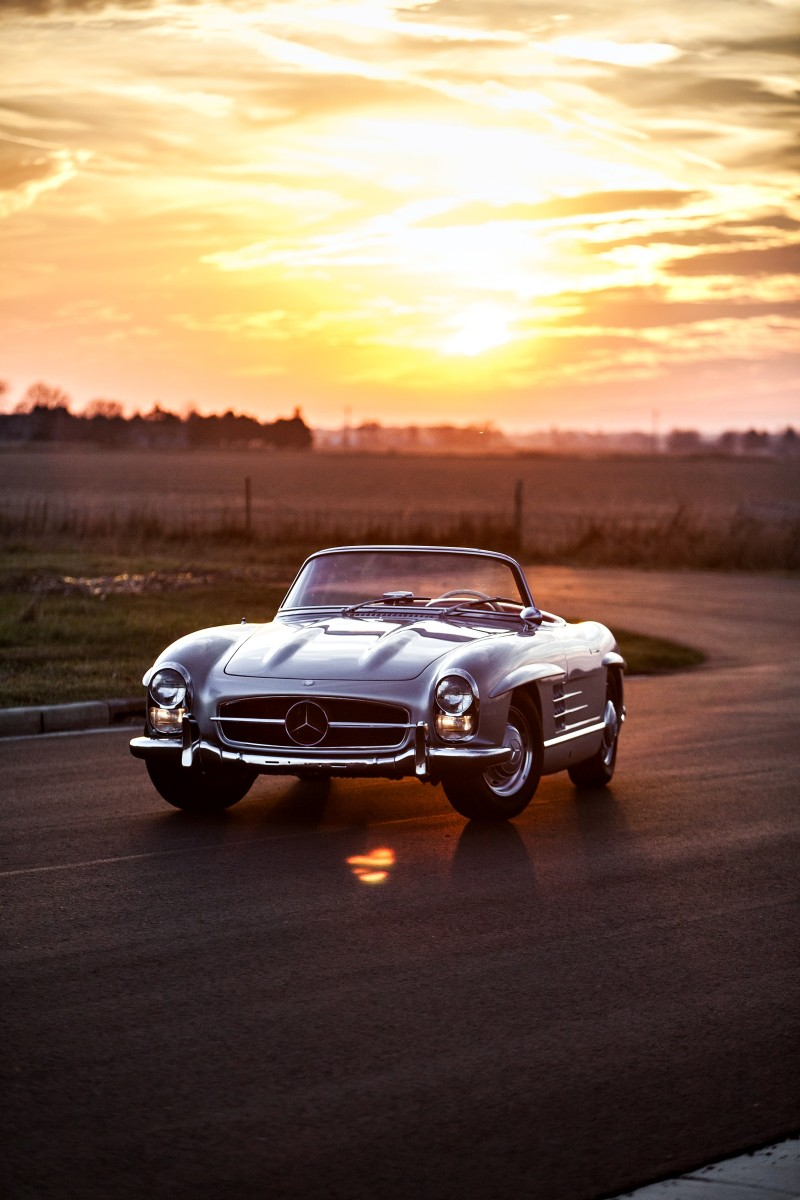 1963 Mercedes-Benz 300SL Roadster 71