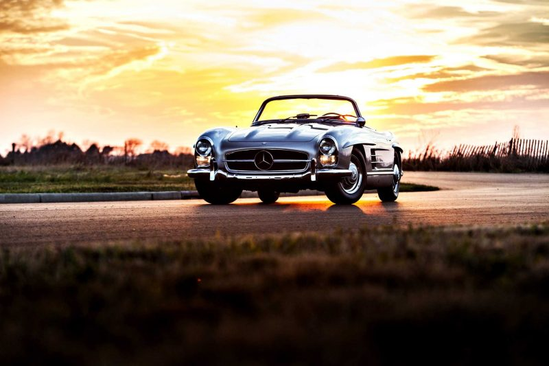 1963 Mercedes-Benz 300SL Roadster 72