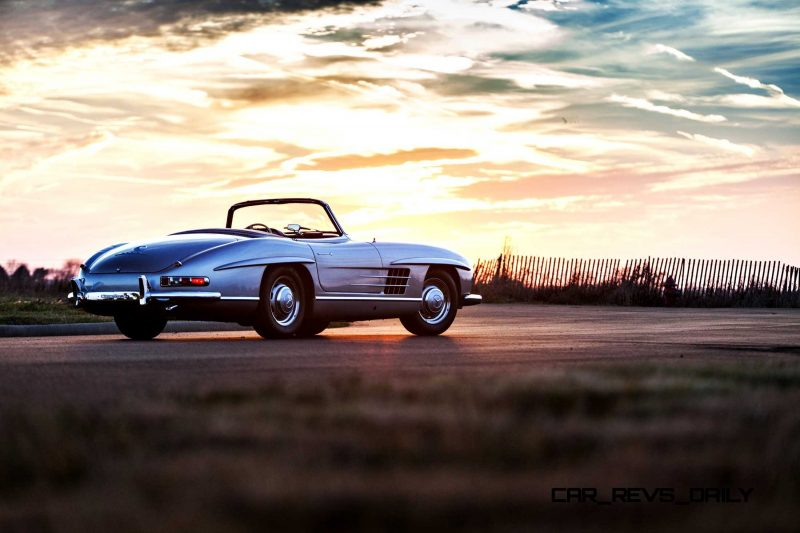 1963 Mercedes-Benz 300SL Roadster 75