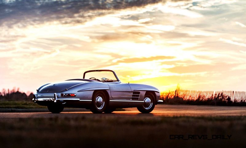 1963 Mercedes-Benz 300SL Roadster 76