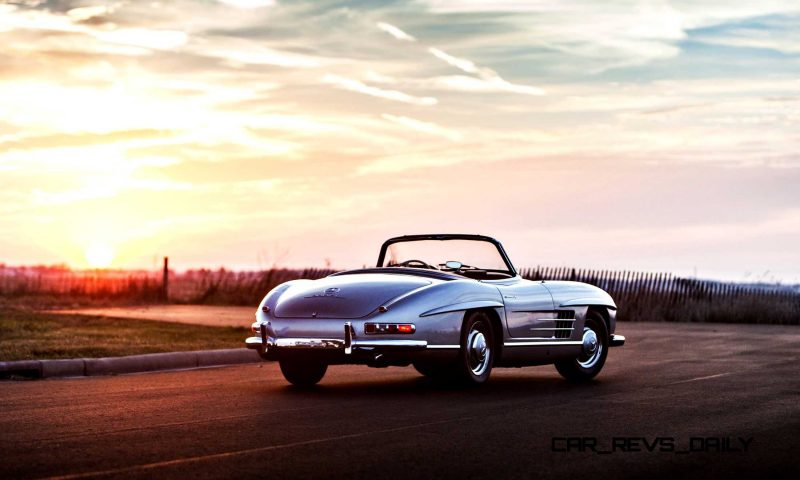 1963 Mercedes-Benz 300SL Roadster 77