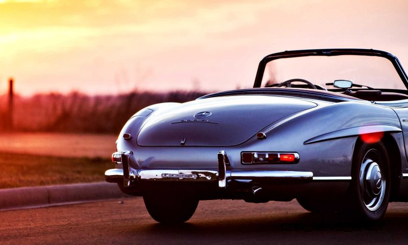 1963 Mercedes-Benz 300SL Roadster 78
