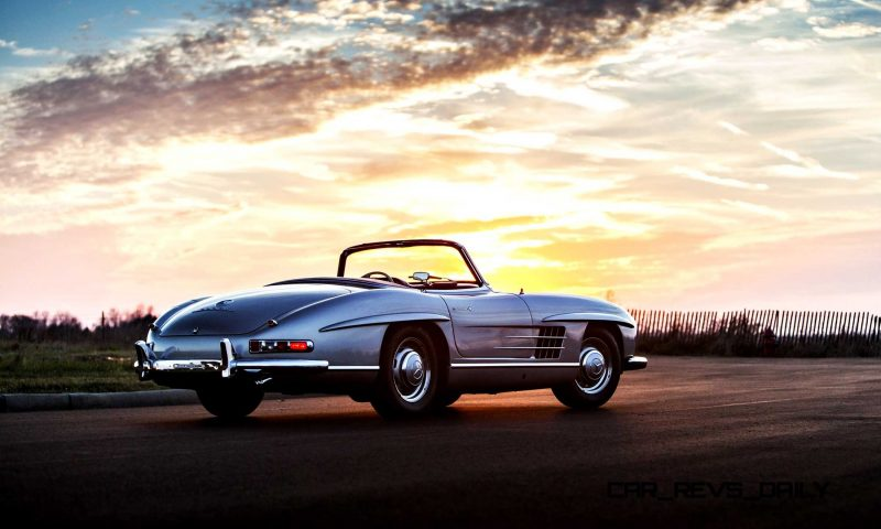 1963 Mercedes-Benz 300SL Roadster 79