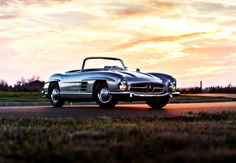 1963 Mercedes-Benz 300SL Roadster 83