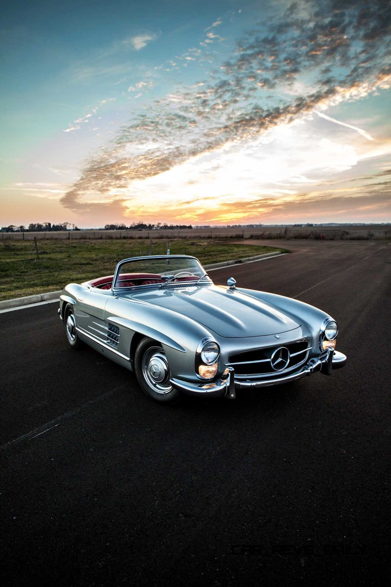 1963 Mercedes-Benz 300SL Roadster 84