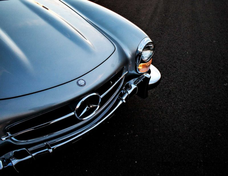 1963 Mercedes-Benz 300SL Roadster 85