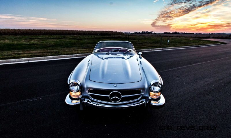1963 Mercedes-Benz 300SL Roadster 86
