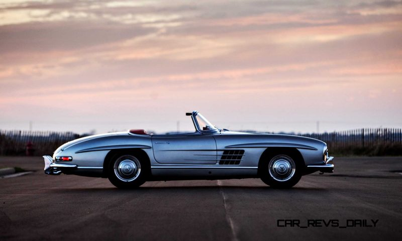 1963 Mercedes-Benz 300SL Roadster 87