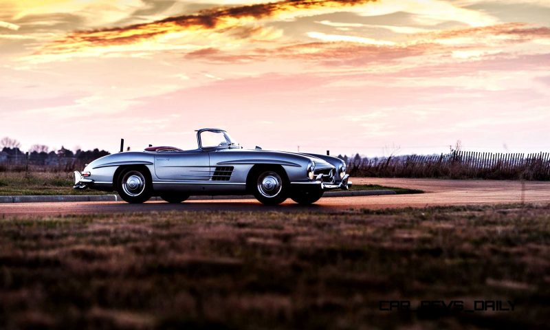 1963 Mercedes-Benz 300SL Roadster 88