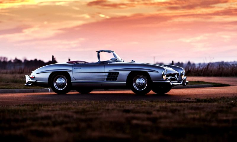 1963 Mercedes-Benz 300SL Roadster 89
