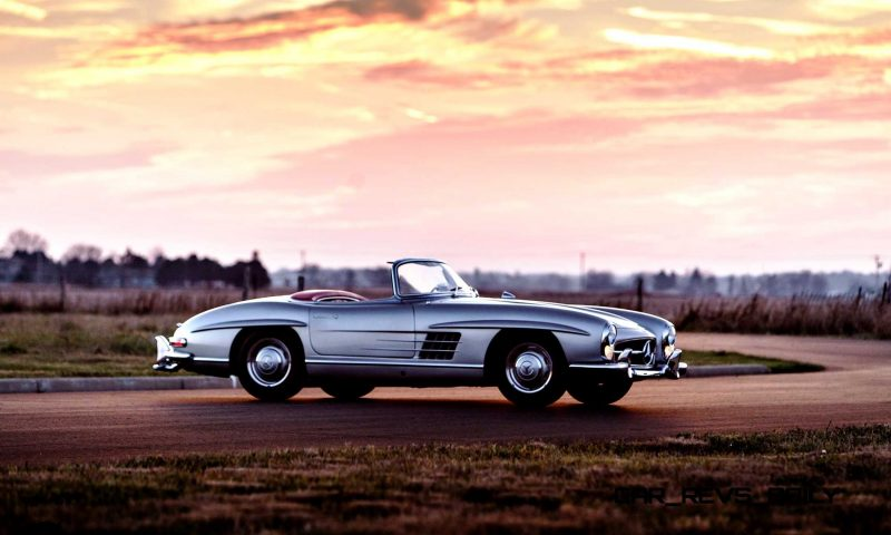 1963 Mercedes-Benz 300SL Roadster 90
