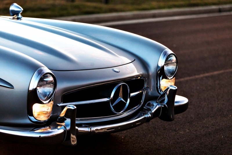 1963 Mercedes-Benz 300SL Roadster 92