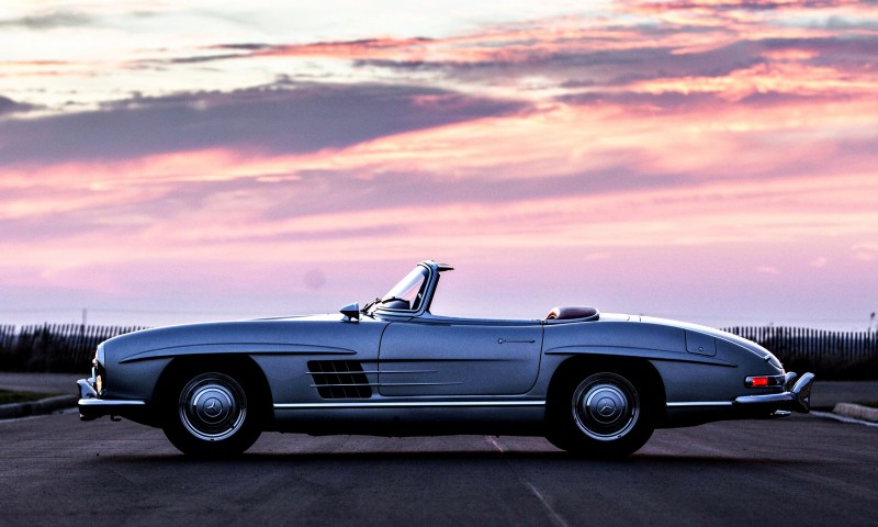 1963 Mercedes-Benz 300SL Roadster 95