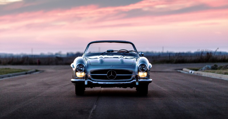 1963 Mercedes-Benz 300SL Roadster 99