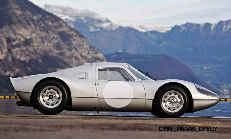 1964 Porsche 904 Carrera GTS 5