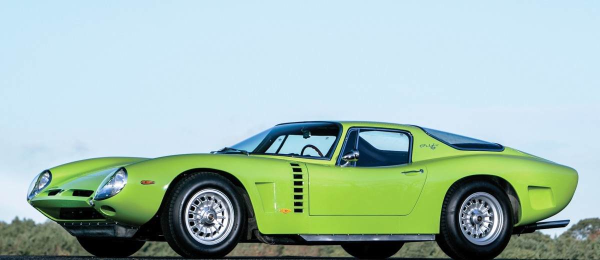 1965 Iso Grifo A3C Stradale 1