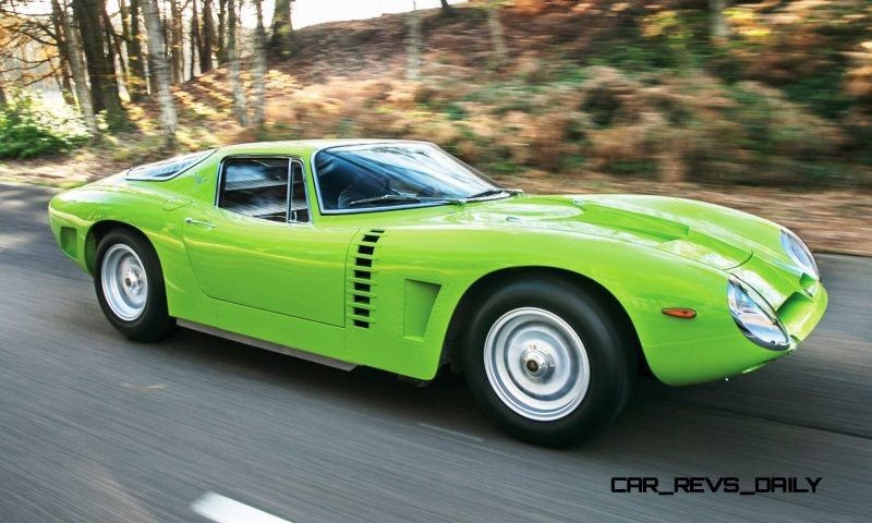 1965 Iso Grifo A3C Stradale 17