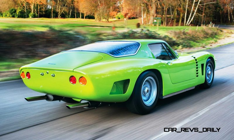 1965 Iso Grifo A3C Stradale 18