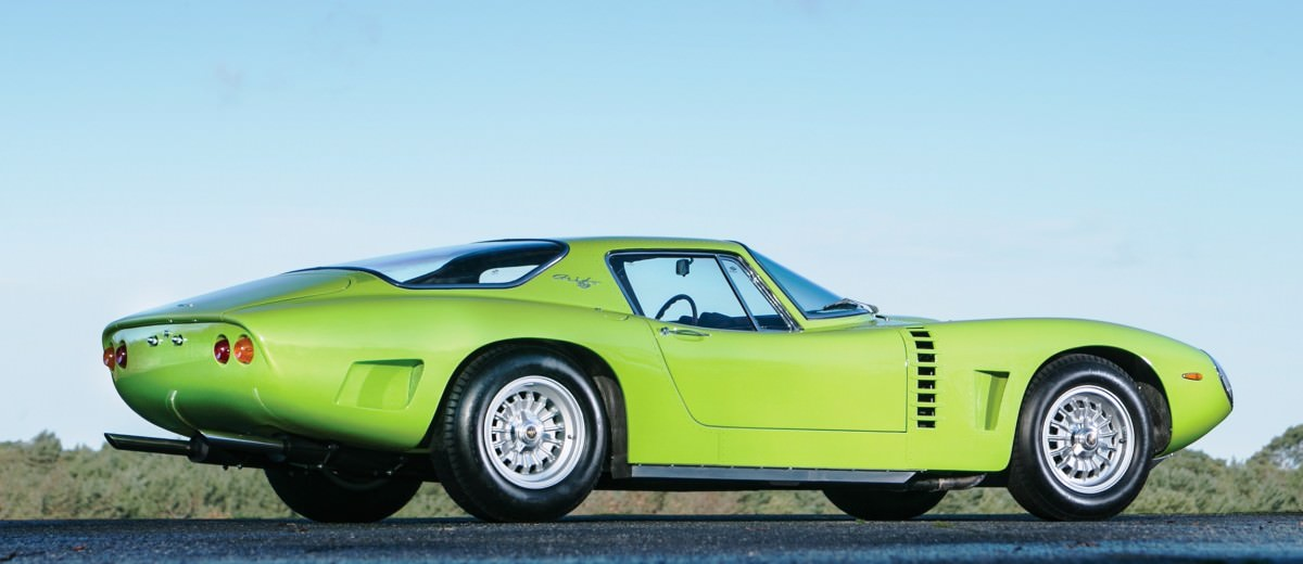 1965 Iso Grifo A3C Stradale 2