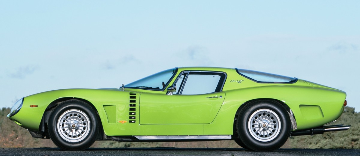 1965 Iso Grifo A3C Stradale 5