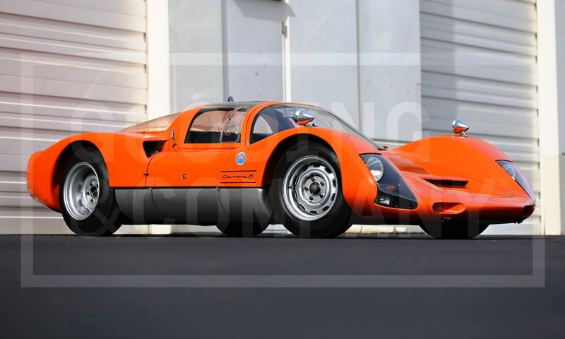 1966 Porsche 906 Carrera 6 Race Car 1