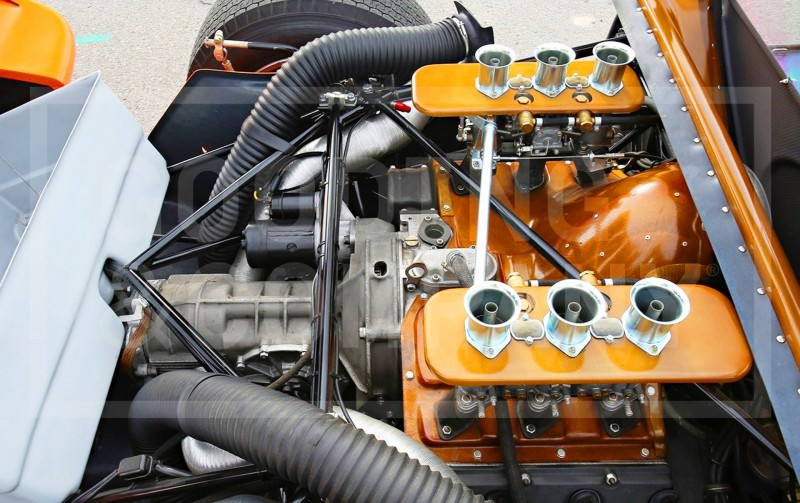 1966 Porsche 906 Carrera 6 Race Car 6
