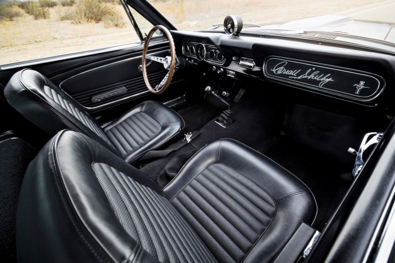 1966 Shelby Mustang GT350 13