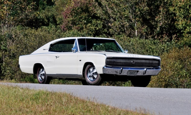 1967 Dodge Hemi Charger Show Car 12