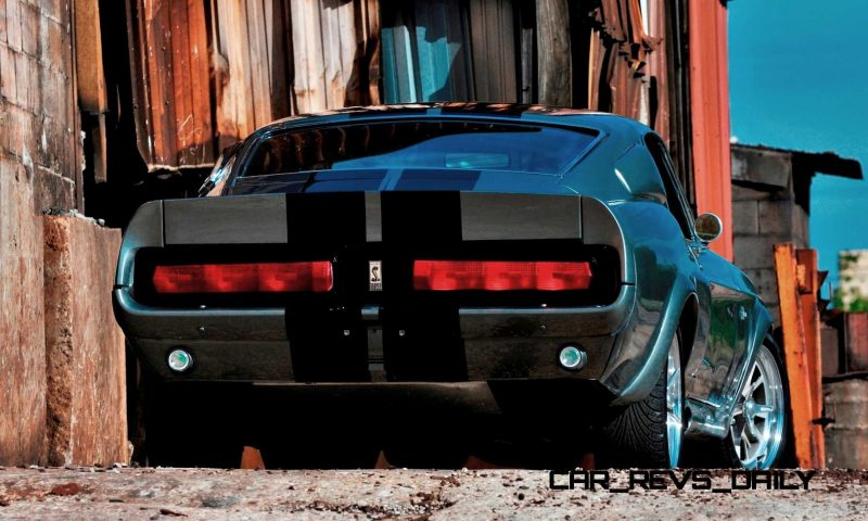 1967 SHELBY GT500 Eleanor Mustang 11