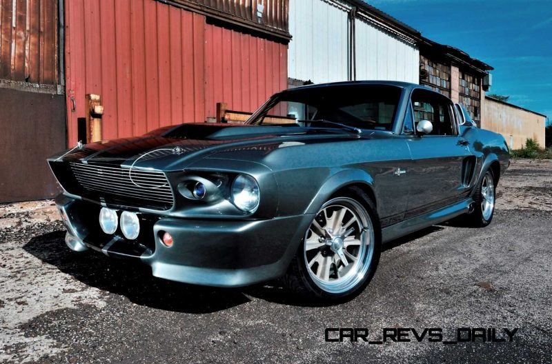 1967 SHELBY GT500 Eleanor Mustang 17