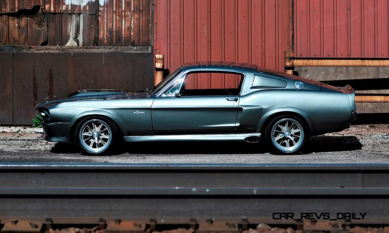 1967 SHELBY GT500 Eleanor Mustang 2