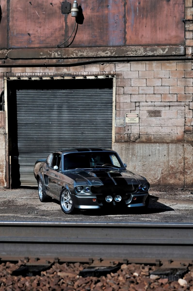 1967 SHELBY GT500 Eleanor Mustang 23