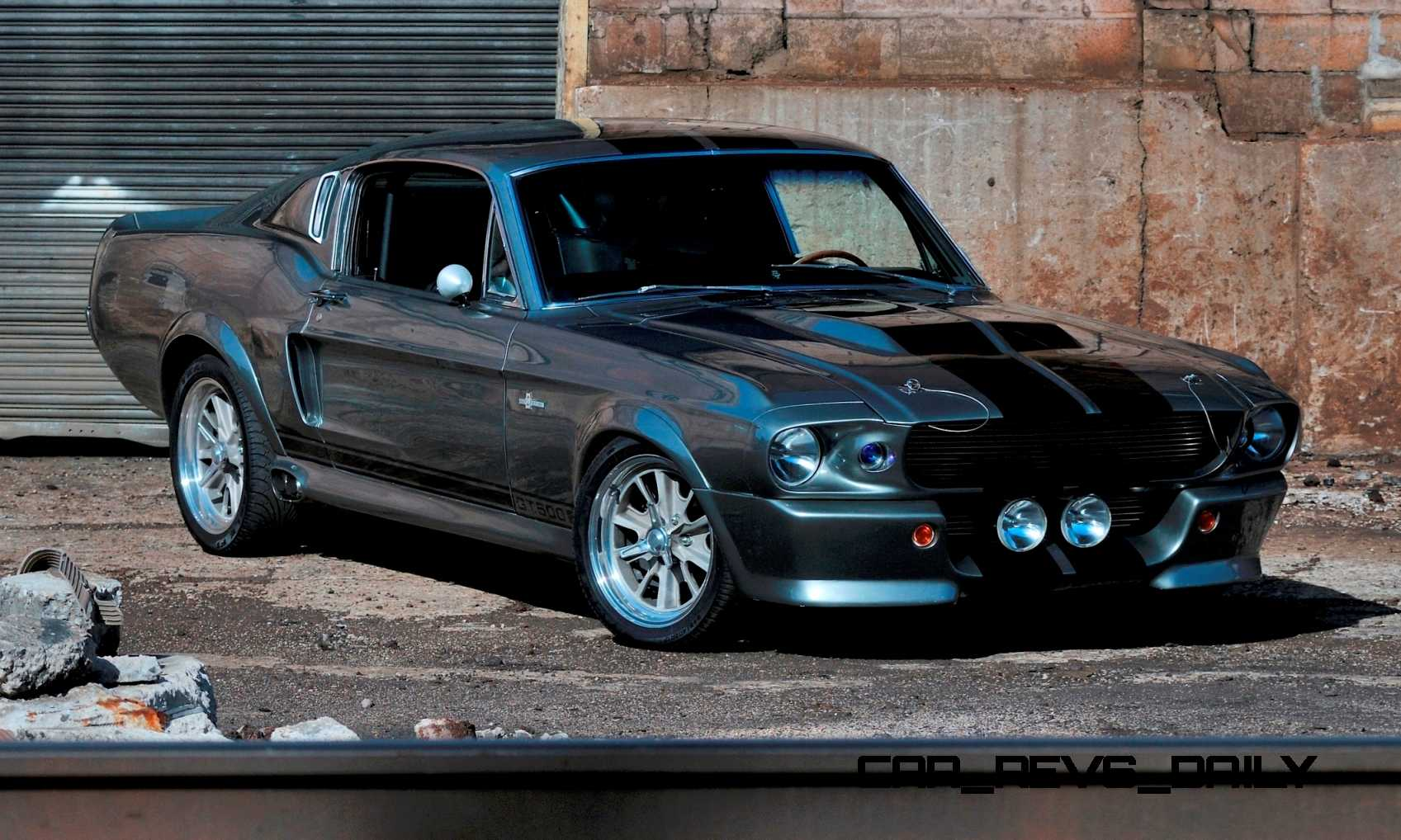 1967 shelby gt500 eleanor mustang 28 car revs. Black Bedroom Furniture Sets. Home Design Ideas
