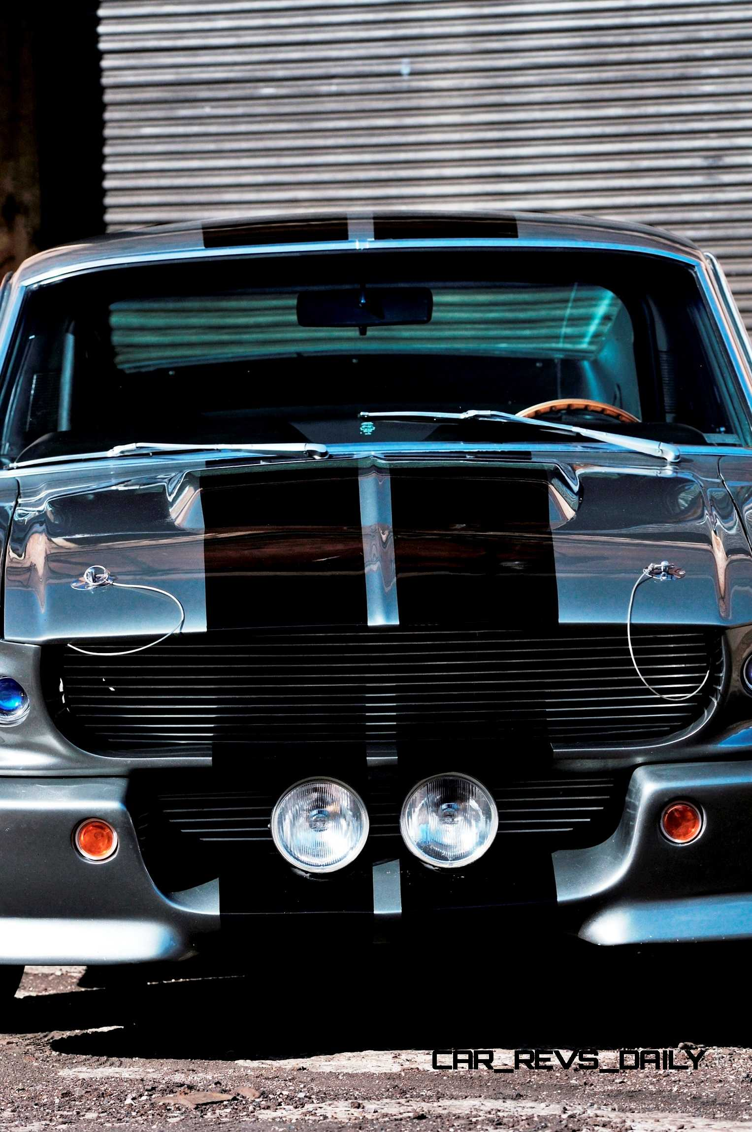 Ford Mustang Shelby Gt 500 Eleanor Occasion