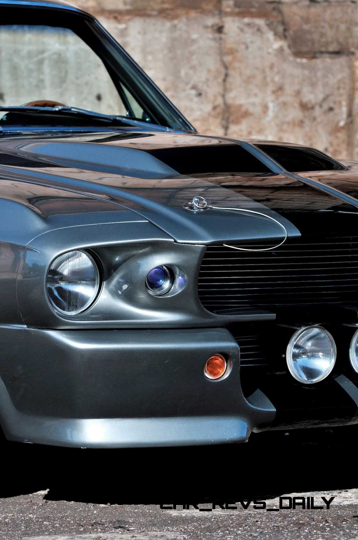 Shelby Gt Eleanor Mustang