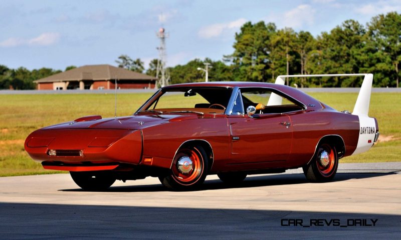 1969 Dodge Charger Hemi DAYTONA 1