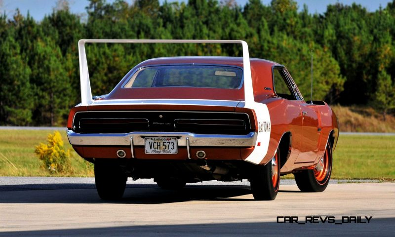 1969 Dodge Charger Hemi DAYTONA 10