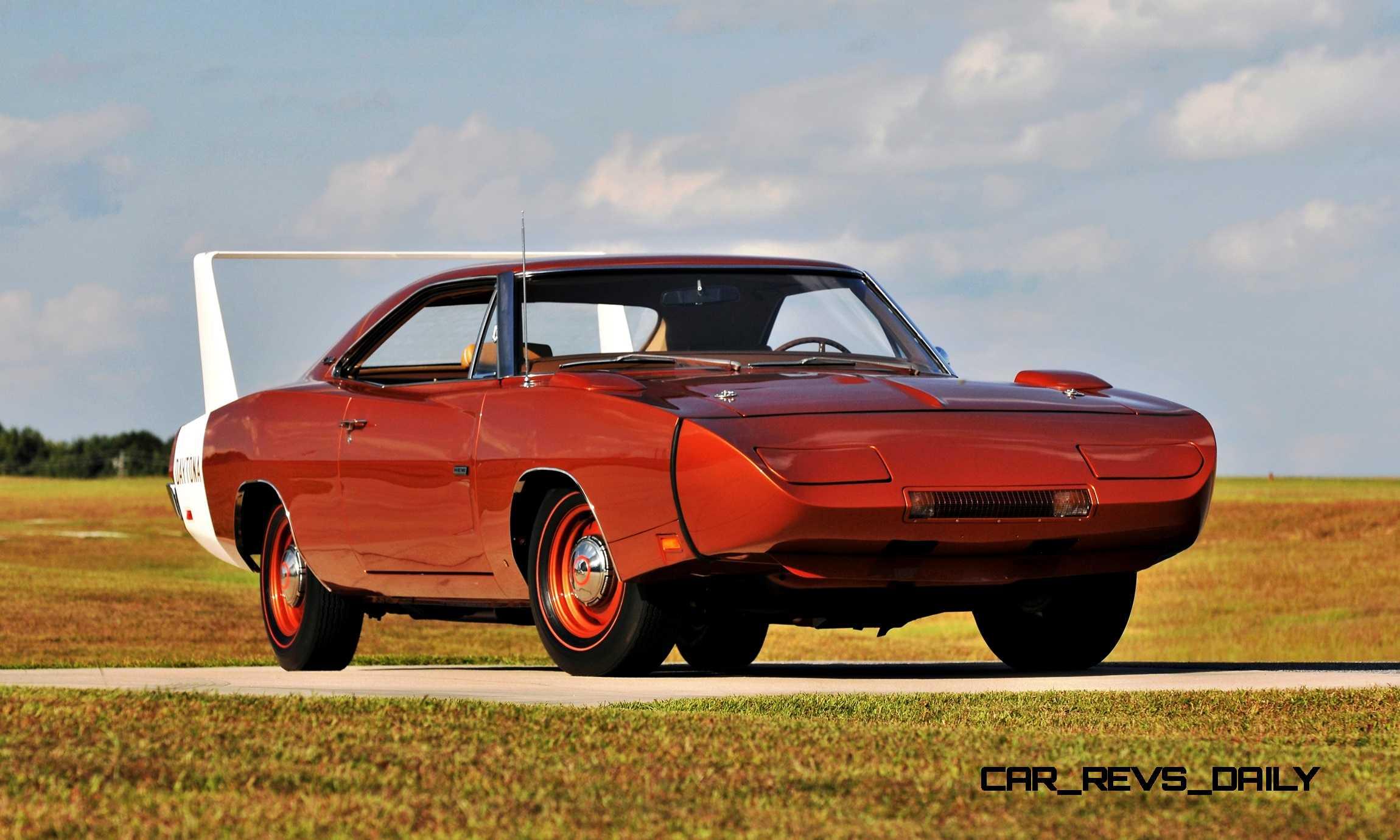 Mecum Florida 2015 Hero – 1969 Dodge Charger Hemi DAYTONA Brings $900k1969 Dodge Charger Hemi DAYTONALot R218// Kissimmee 2015 //Jan 16-251969 Dodge Hemi Daytona 426/425 HP, 4-Speed, 6,400 Miles